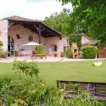 Domaine Piscine Zembad Jardin gite Charme vacances Vignal Monflanquin